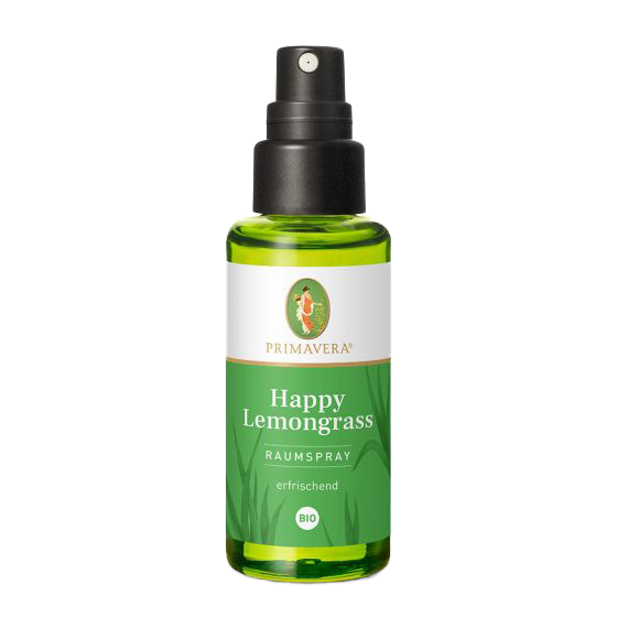 Primavera organic Fragrance Happy Lemongrass 50 ml
